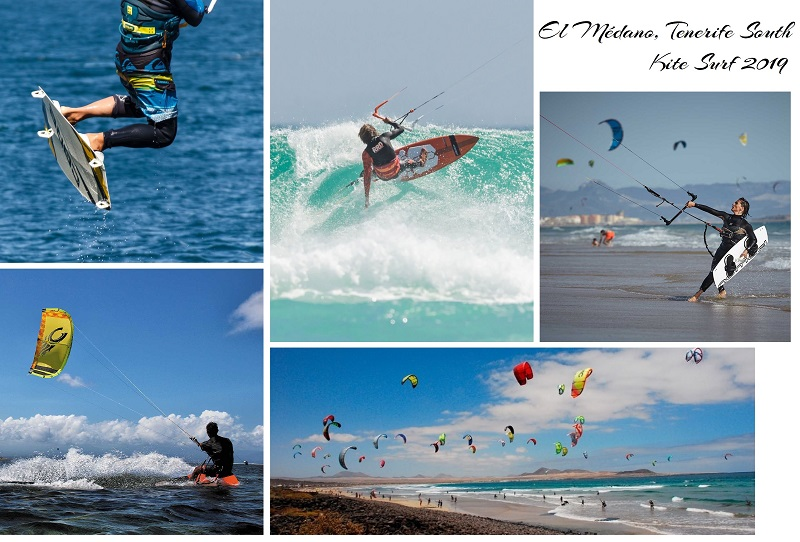 kitesurf el medano tenerife