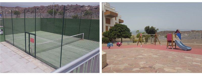 pista tenis el medano tenerife sur